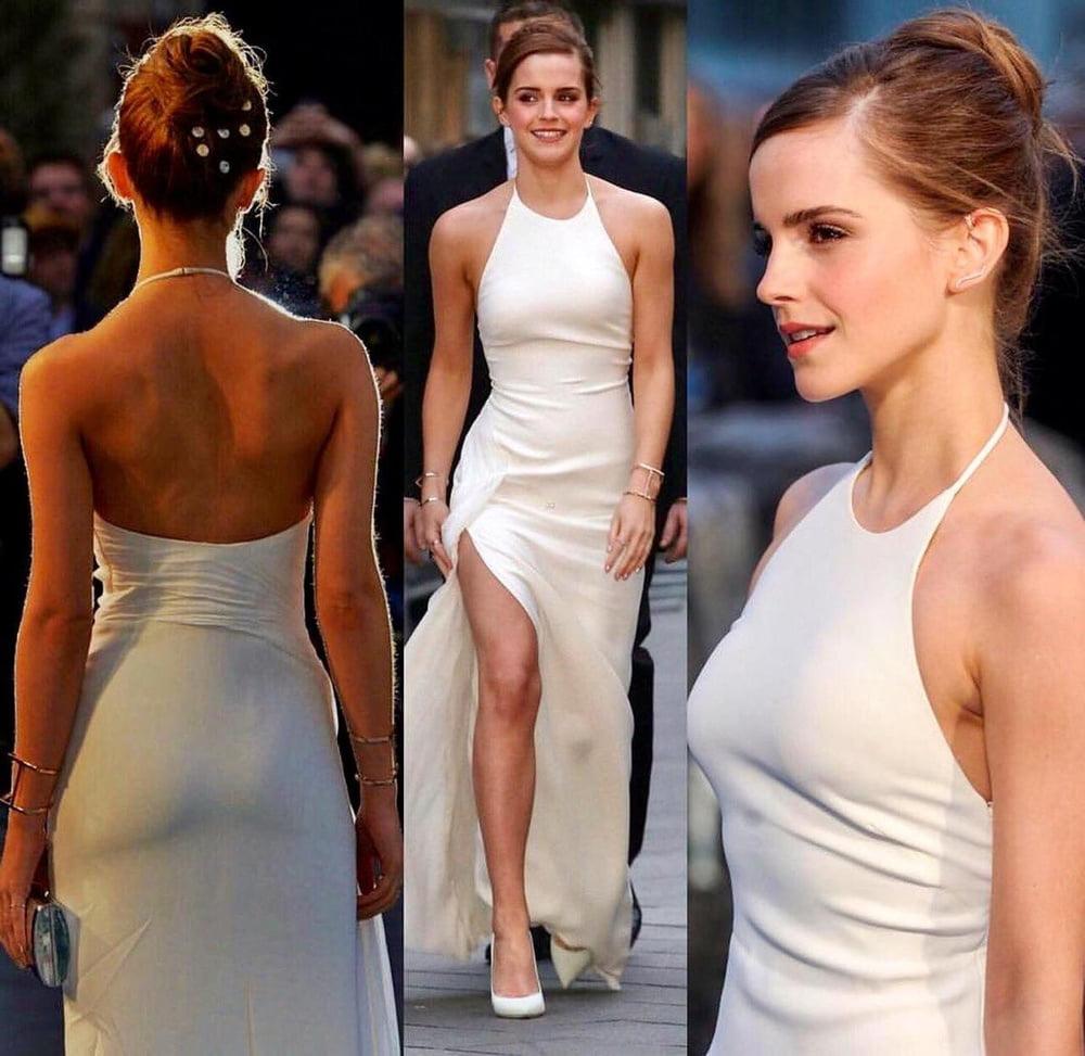 Emma Watson - Jerk Off Challenge • JerkOffToCelebs